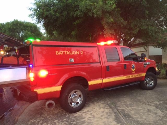 Austin Fire Department AFD fire truck_152335