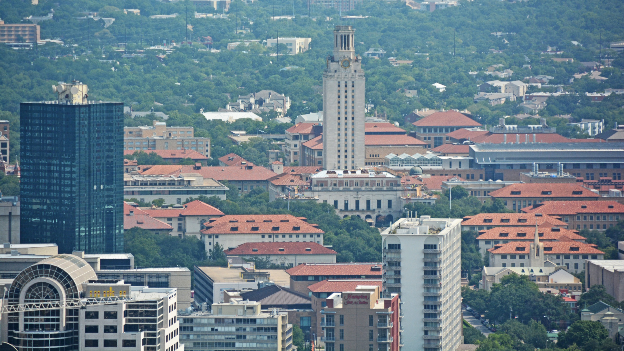 ut austin ut tower kxan-54787063