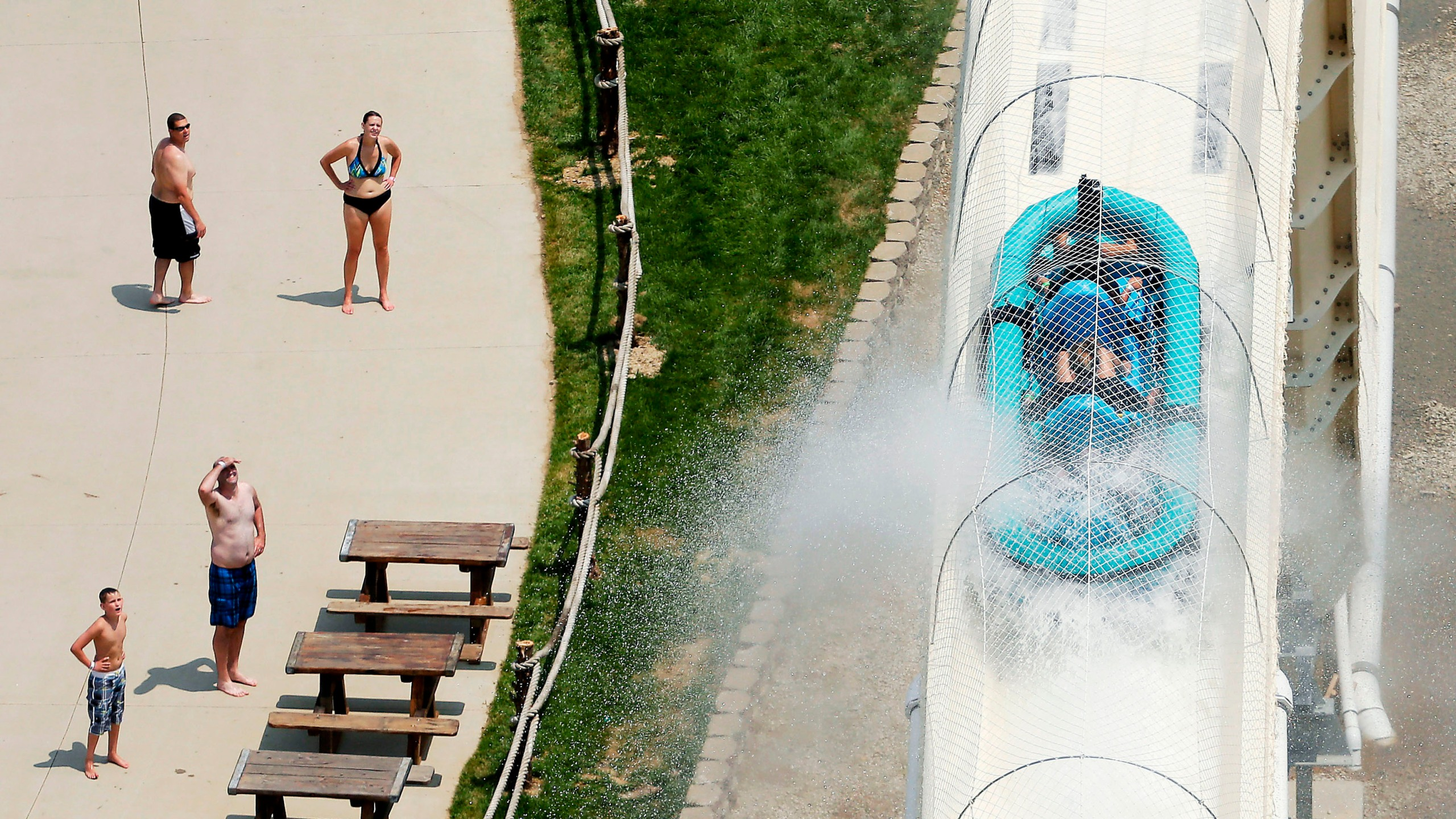 Schlitterbahn sells New Braunfels and Galveston properties