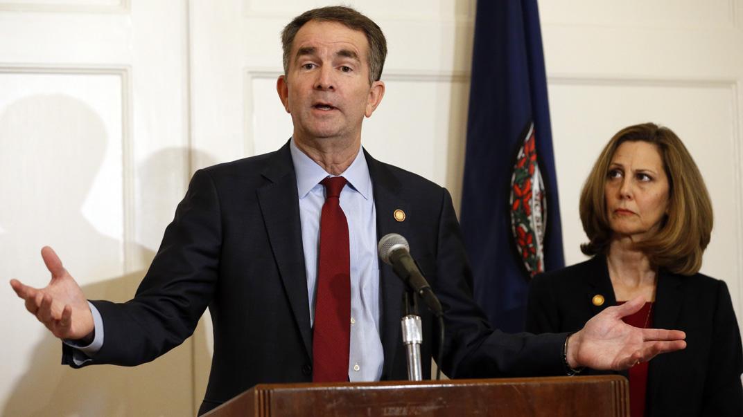 Governor Klan Blackface