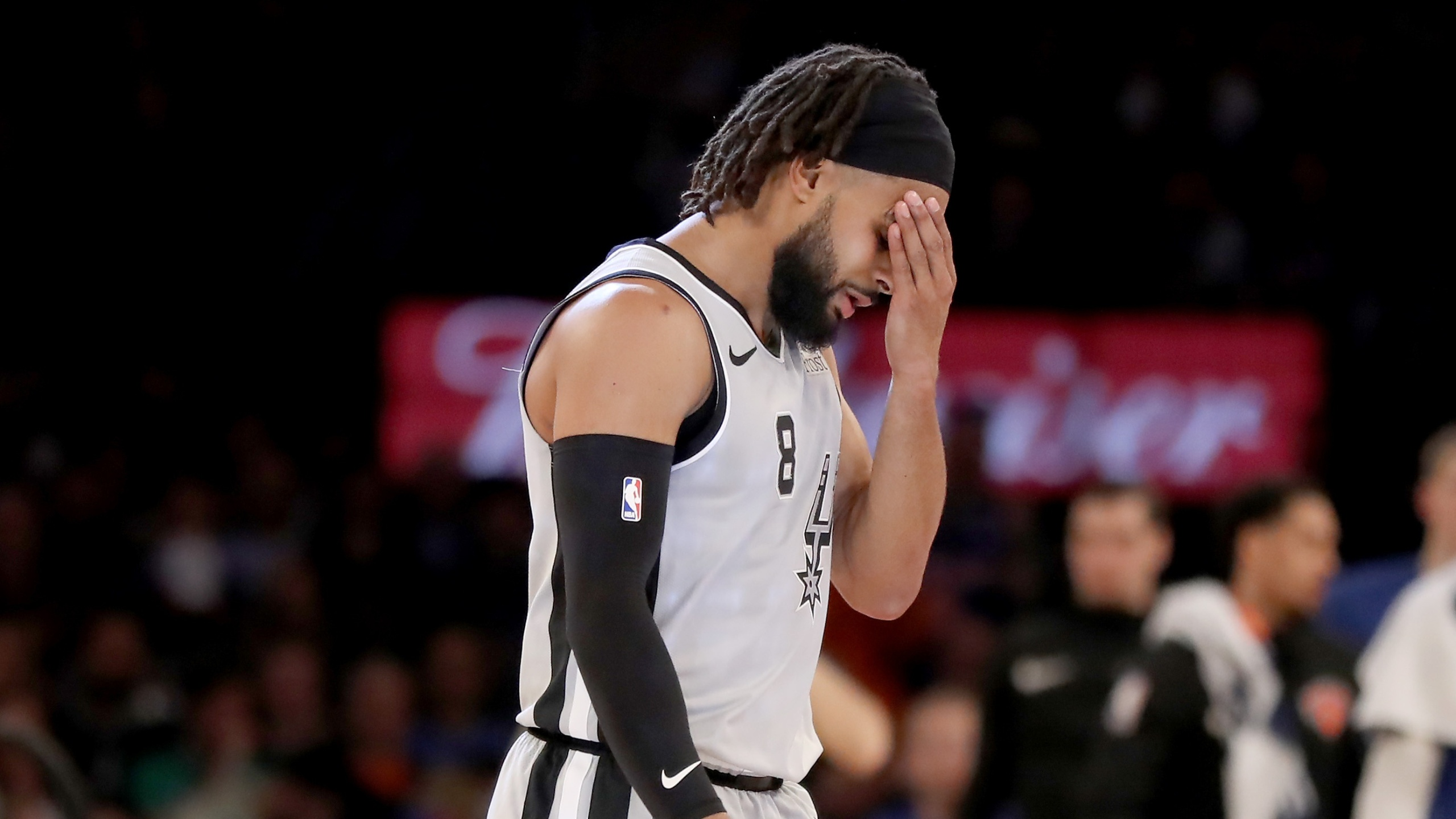 Patty Miles Spurs lose