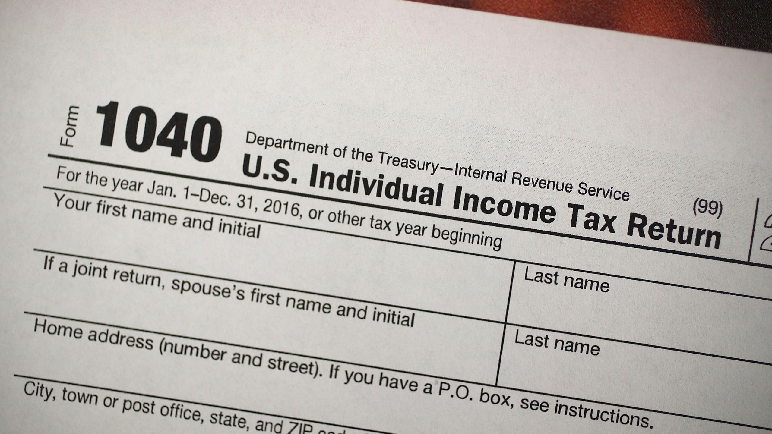 Filing Taxes IRS