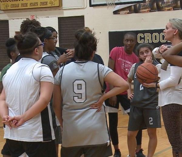 Crockett HS Girls Basketball