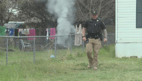 Burnet County environmental crimes deputy