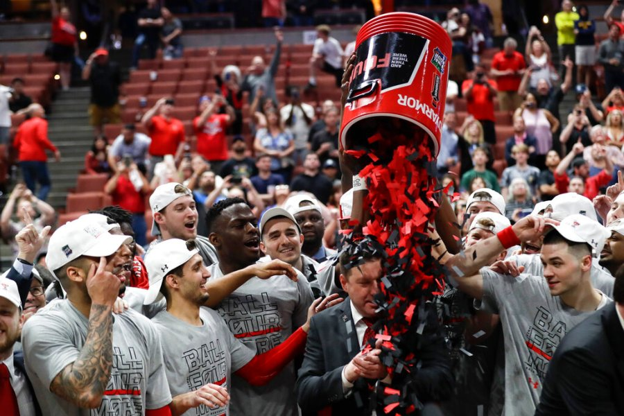 NCAA Texas Tech Gonzaga Basketball_1554031374452