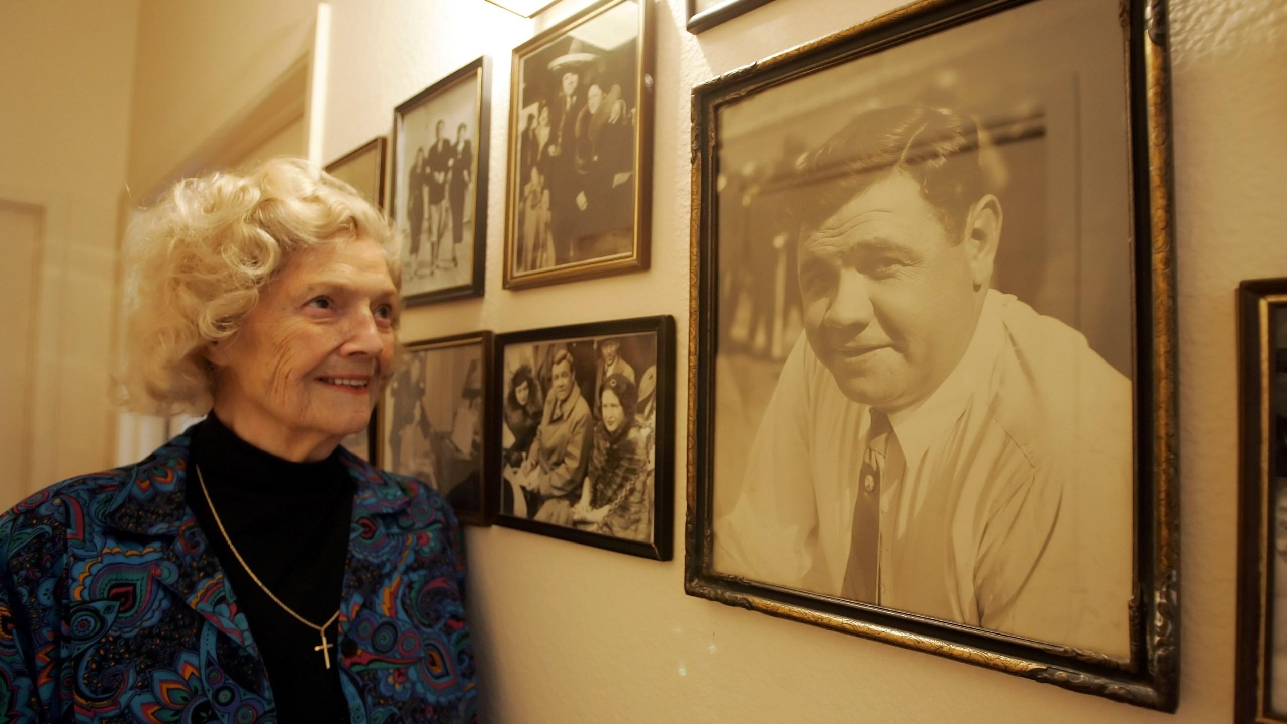 Julia Ruth Stevens Babe Ruth