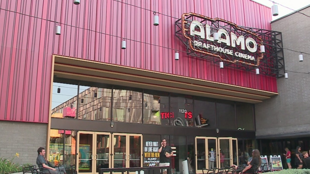 Alamo Drafthouse to lay off some employees because of COVID-19 pandemic