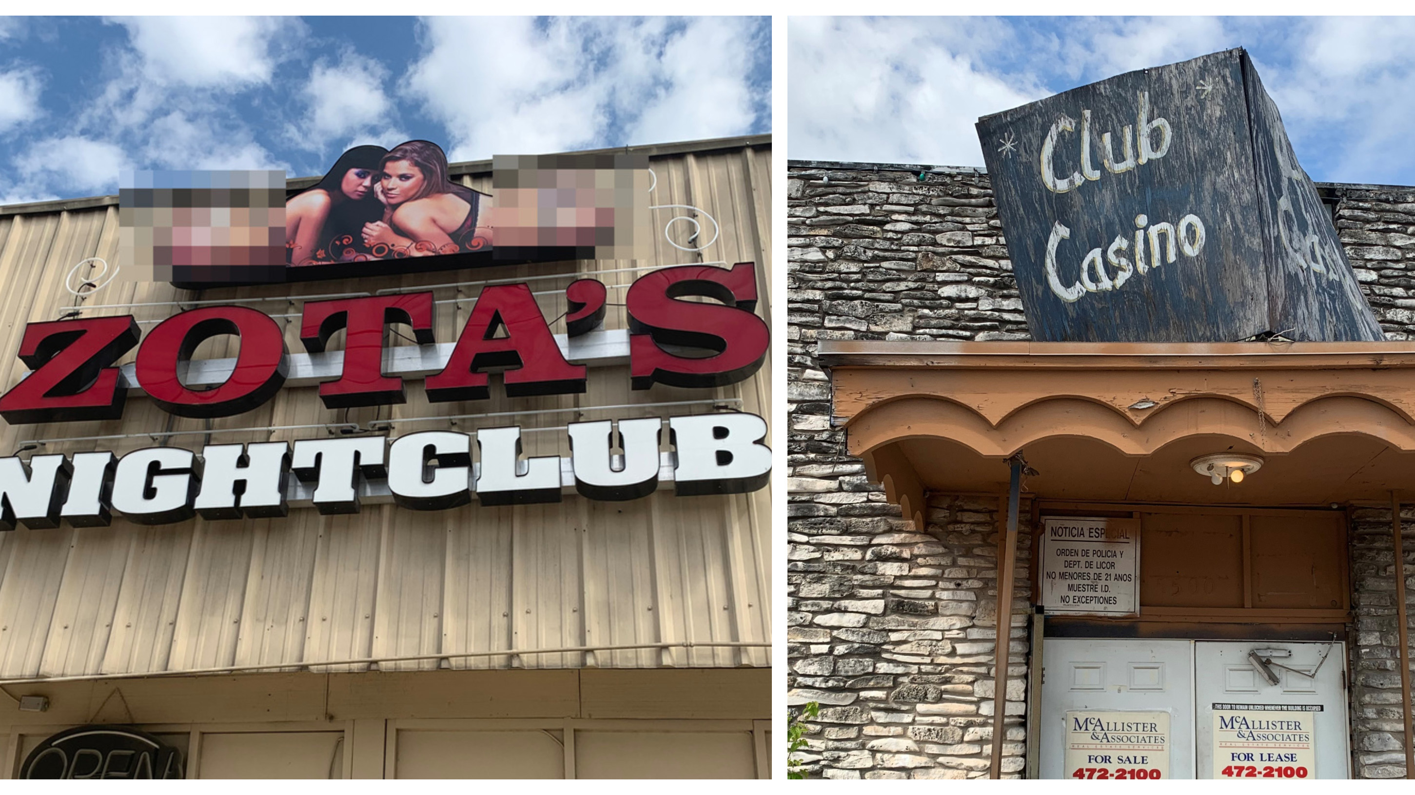 2 local bars shut down for drugs, human trafficking, drink