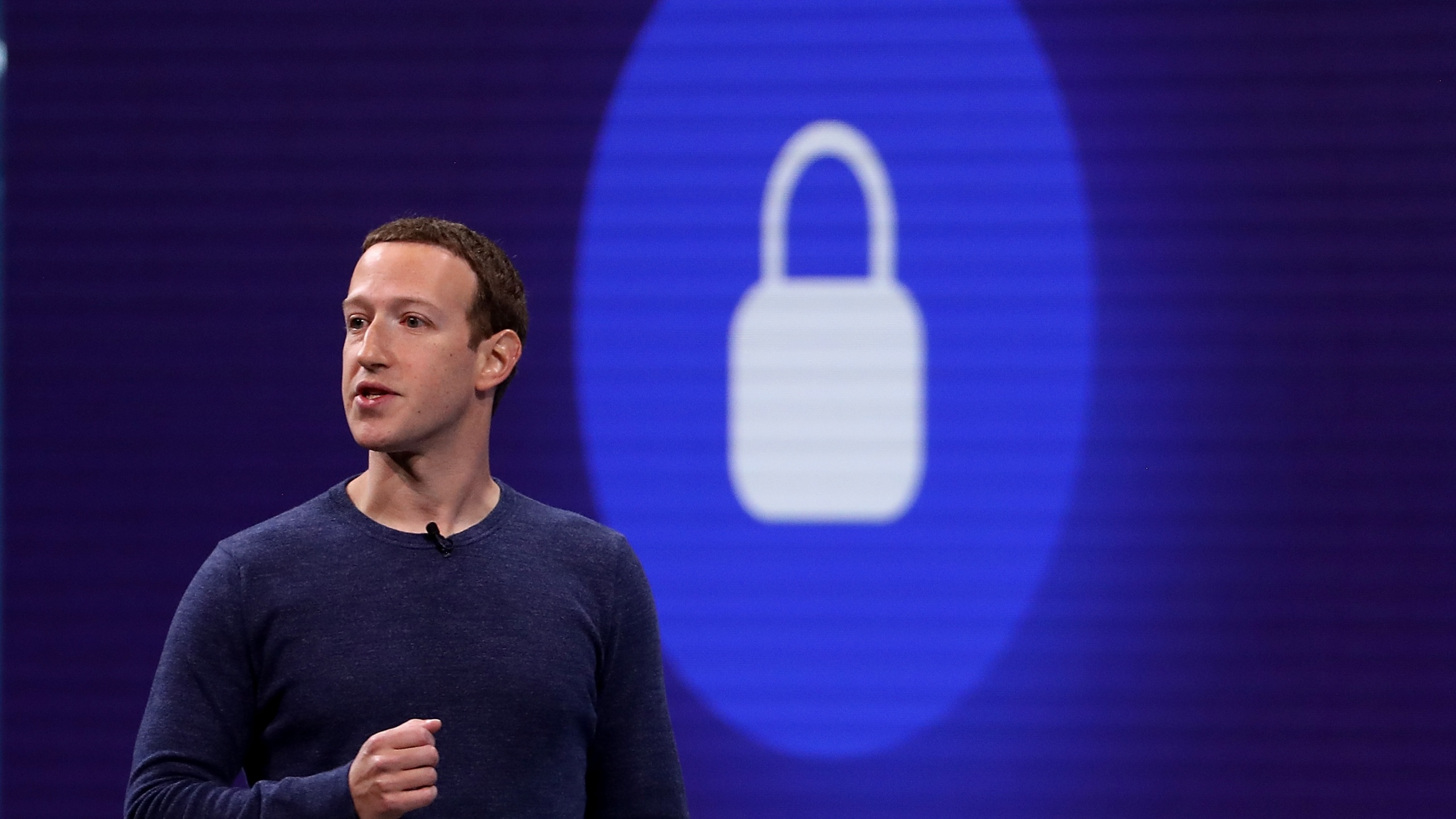Mark Zuckerberg Facebook security