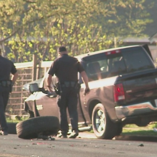 Girl, 5, critical after hit-and-run wreck in south Austin
