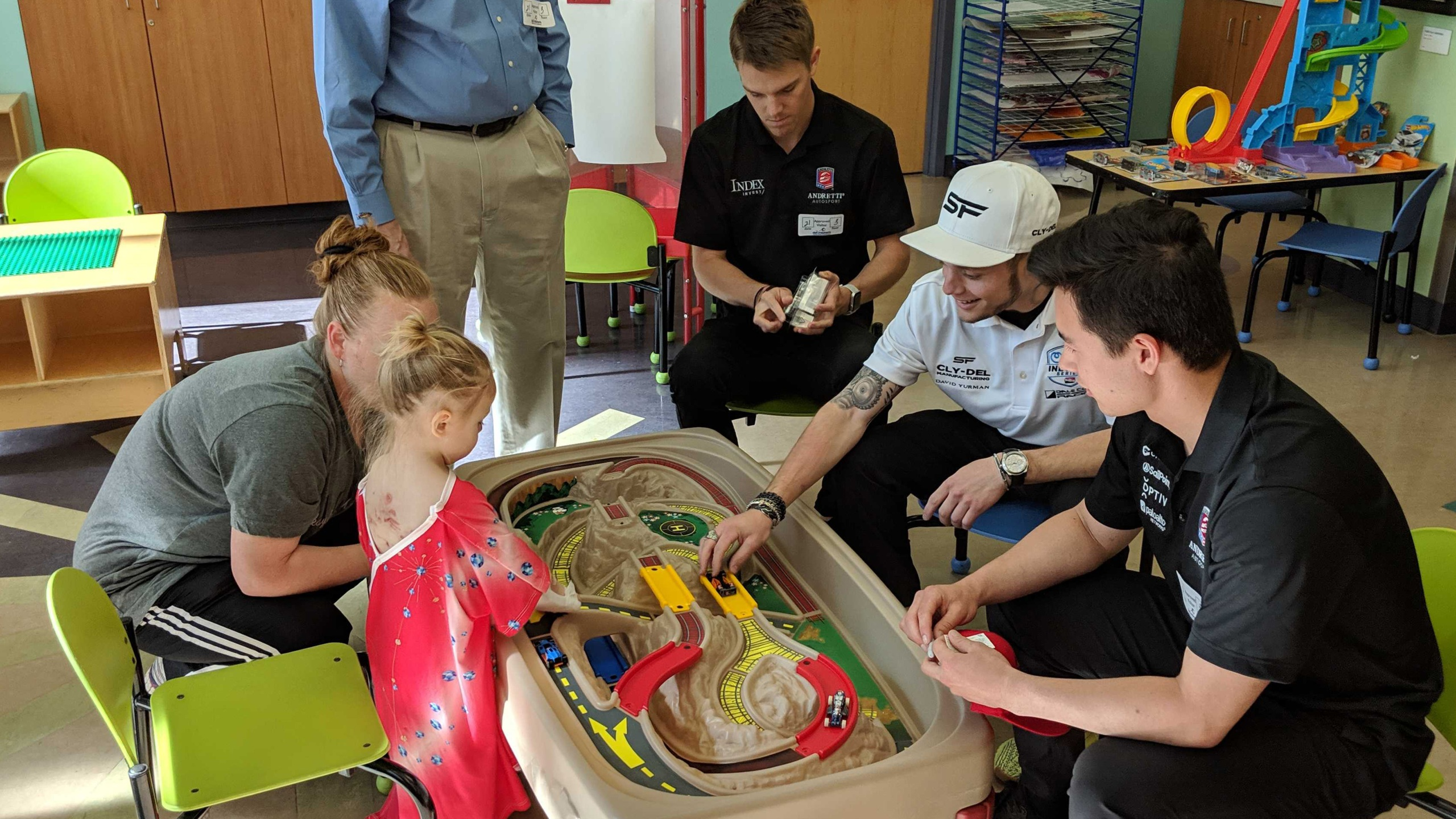 Indy Car at Dell Children's 2
