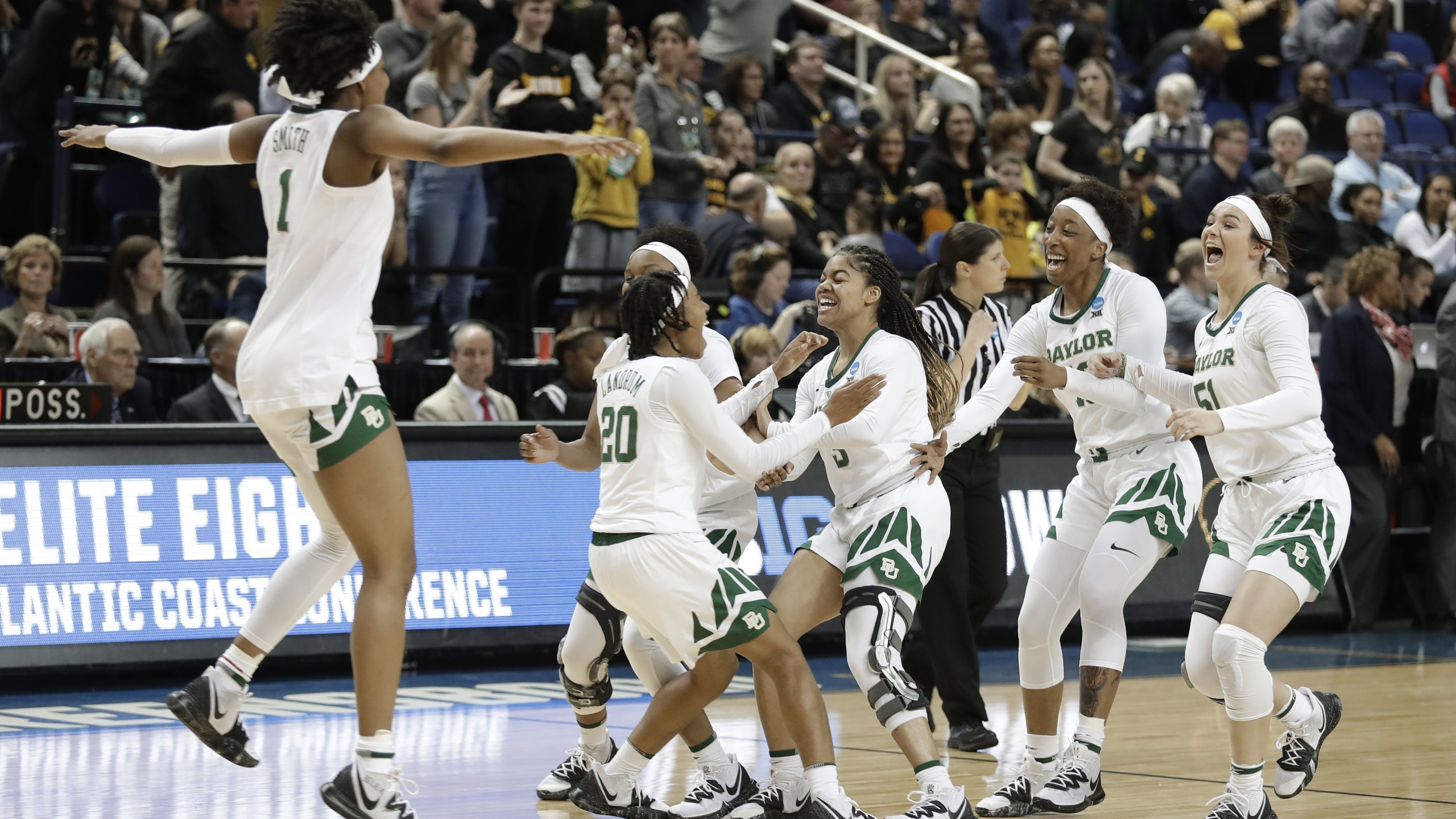 Baylor to Final Four 2019