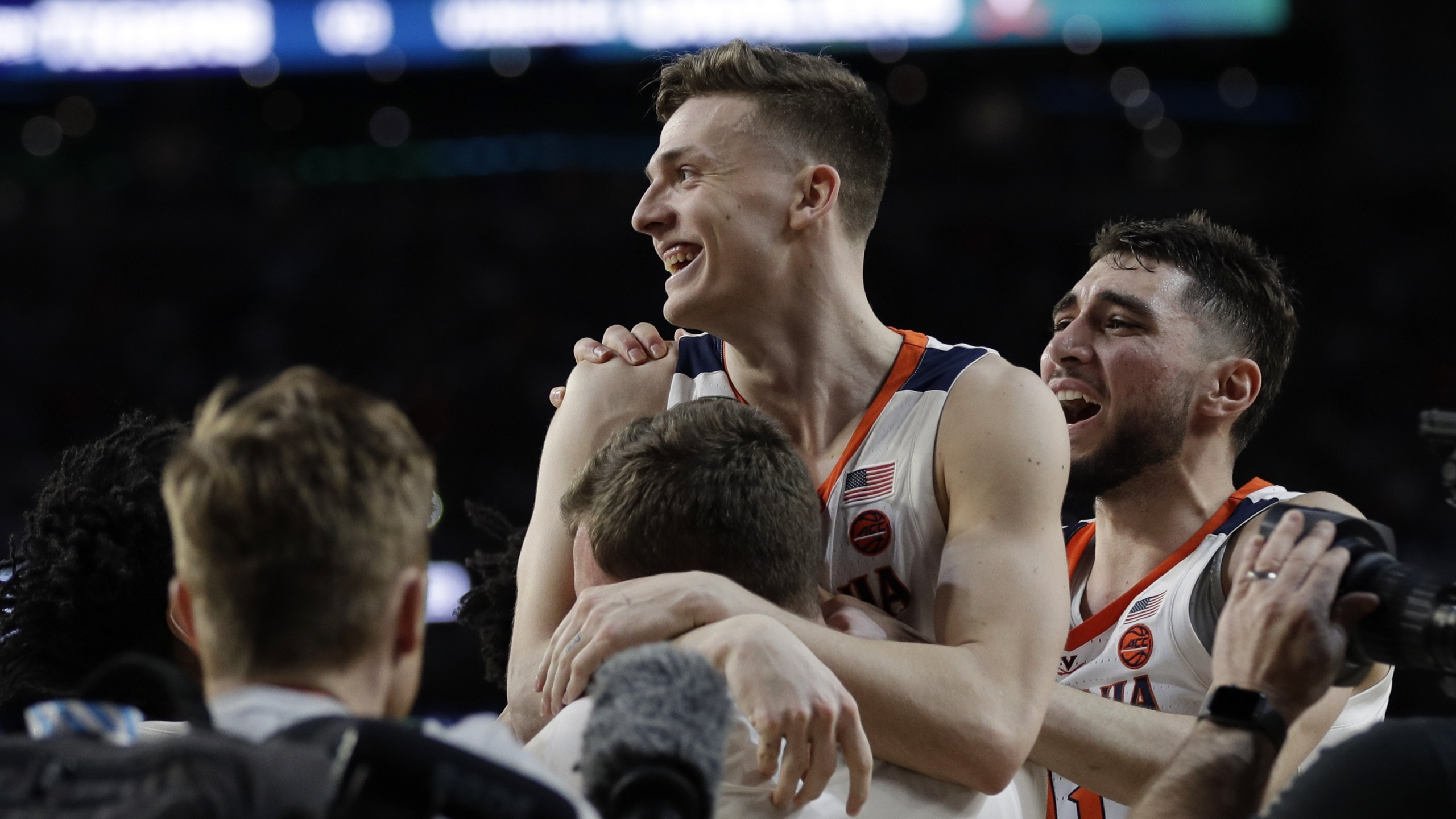 Kyle Guy Final Four Virginia
