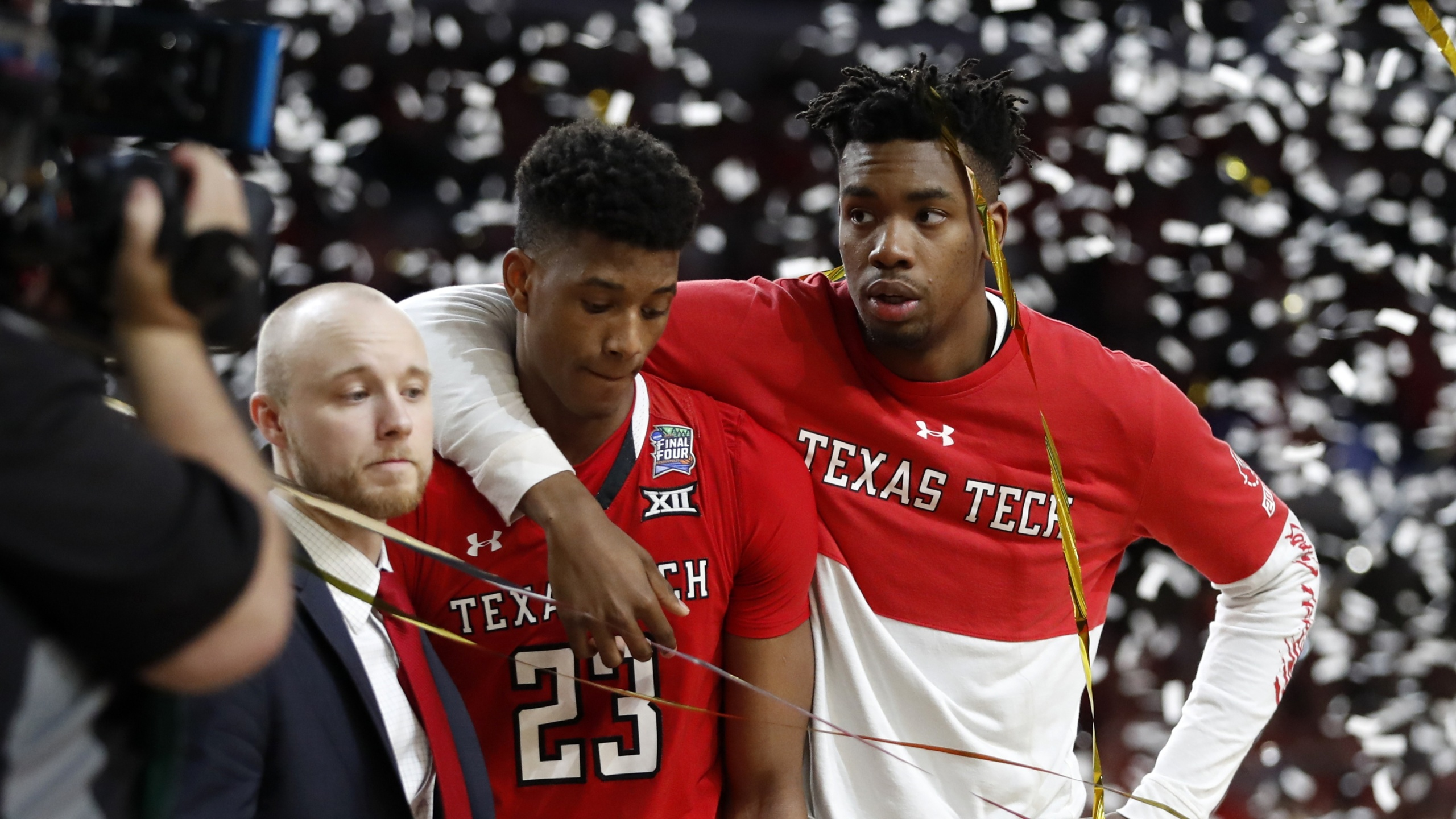 Jarrett Culver Texas Tech loses