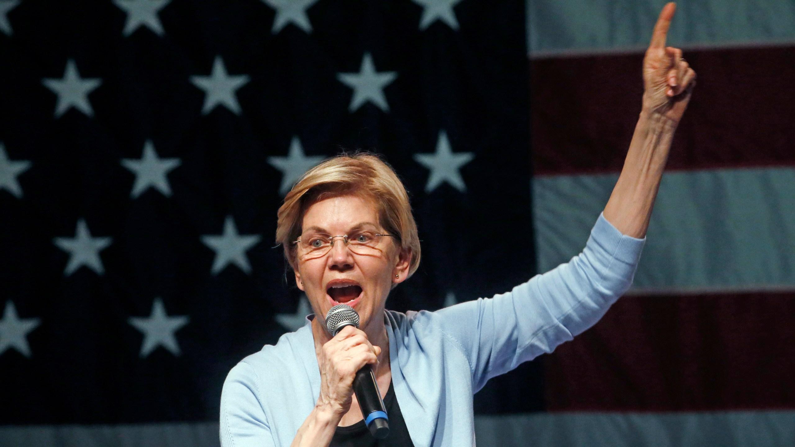 Election 2020 Warren Public Lands_1555947449092