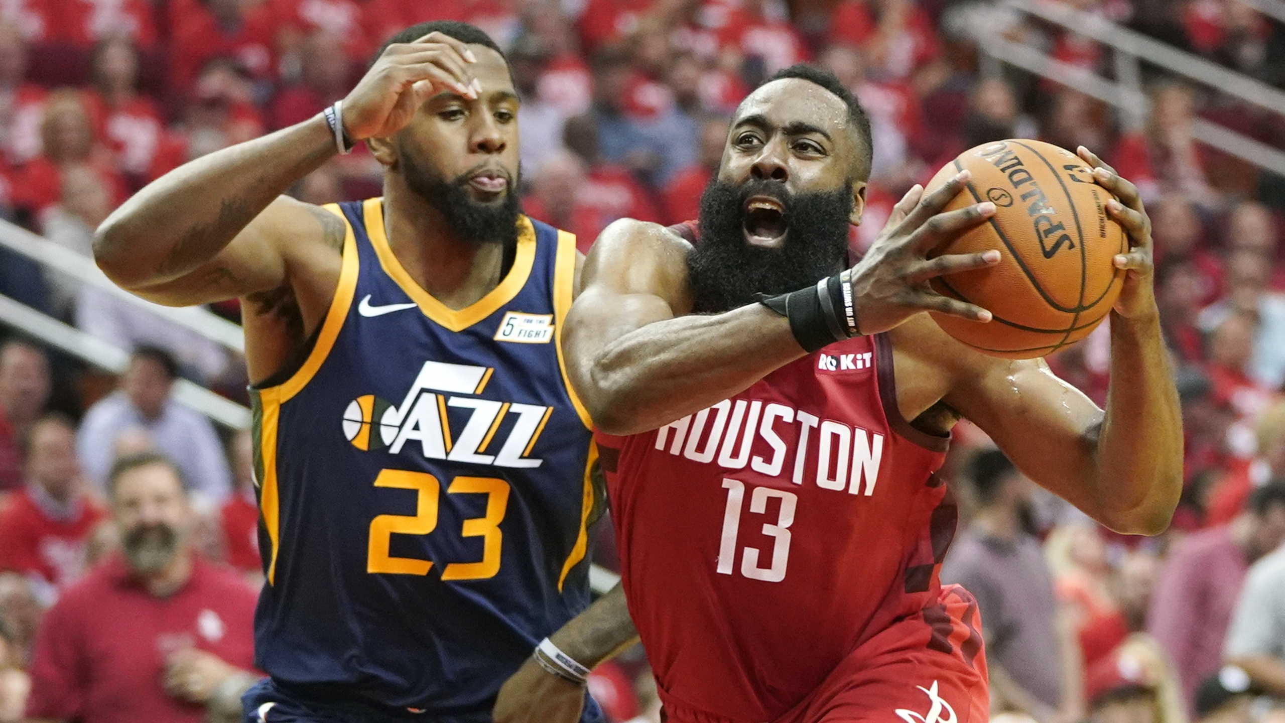 James Harden gm2 first round 2019