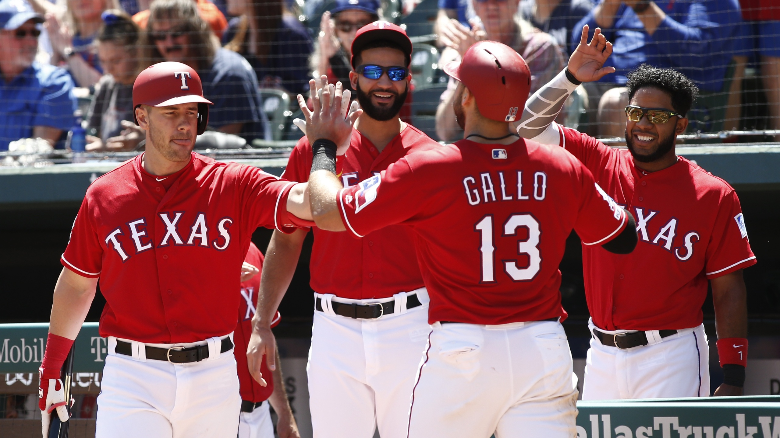 Joey Gallo Rangers-Astros 2019 gm6