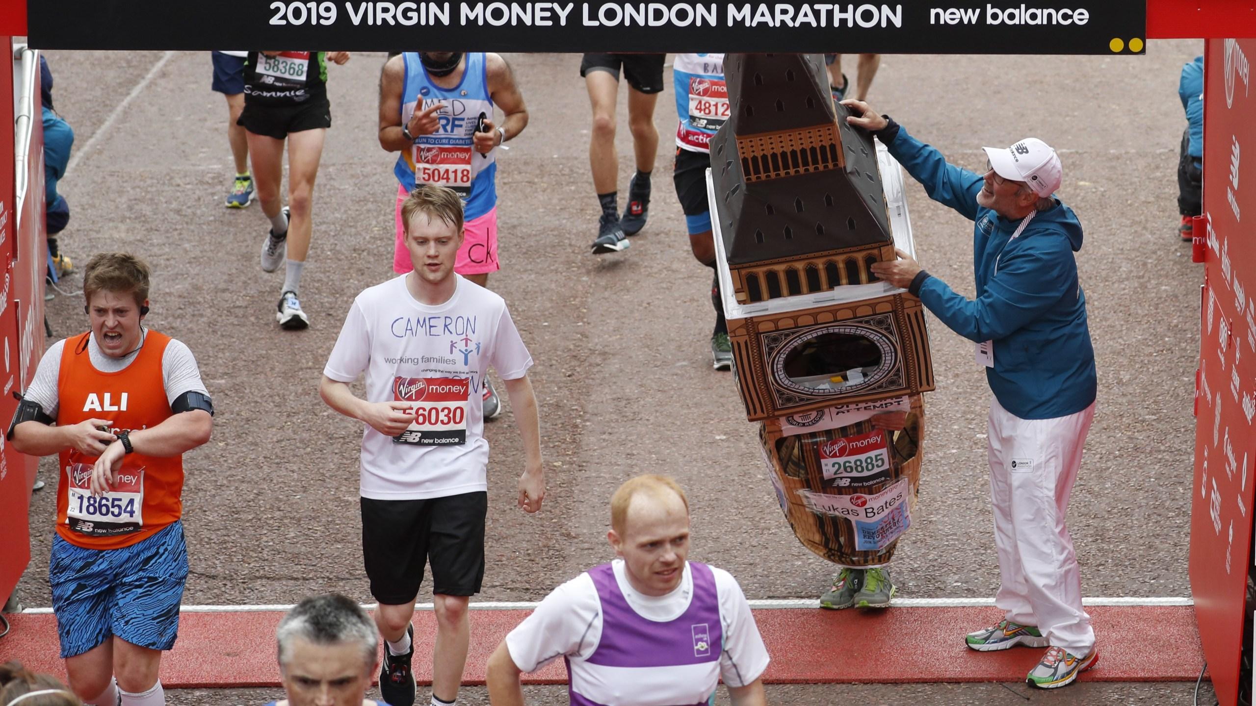 Big Ben London Marathon