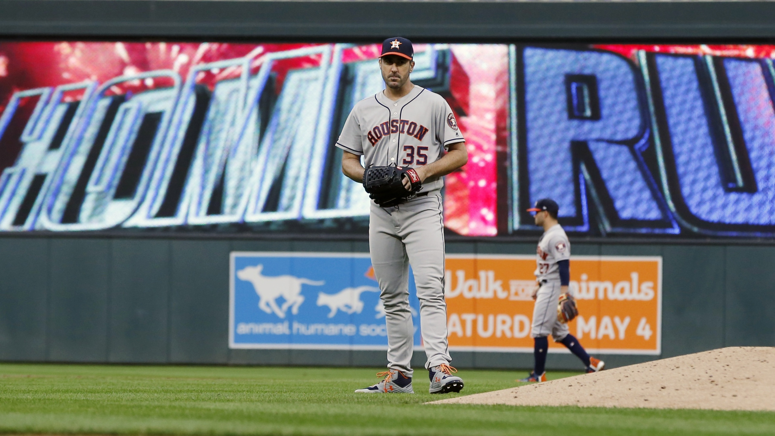 Verlander loss at Minnesota 2019