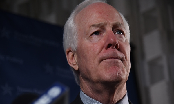 John Cornyn File Photo