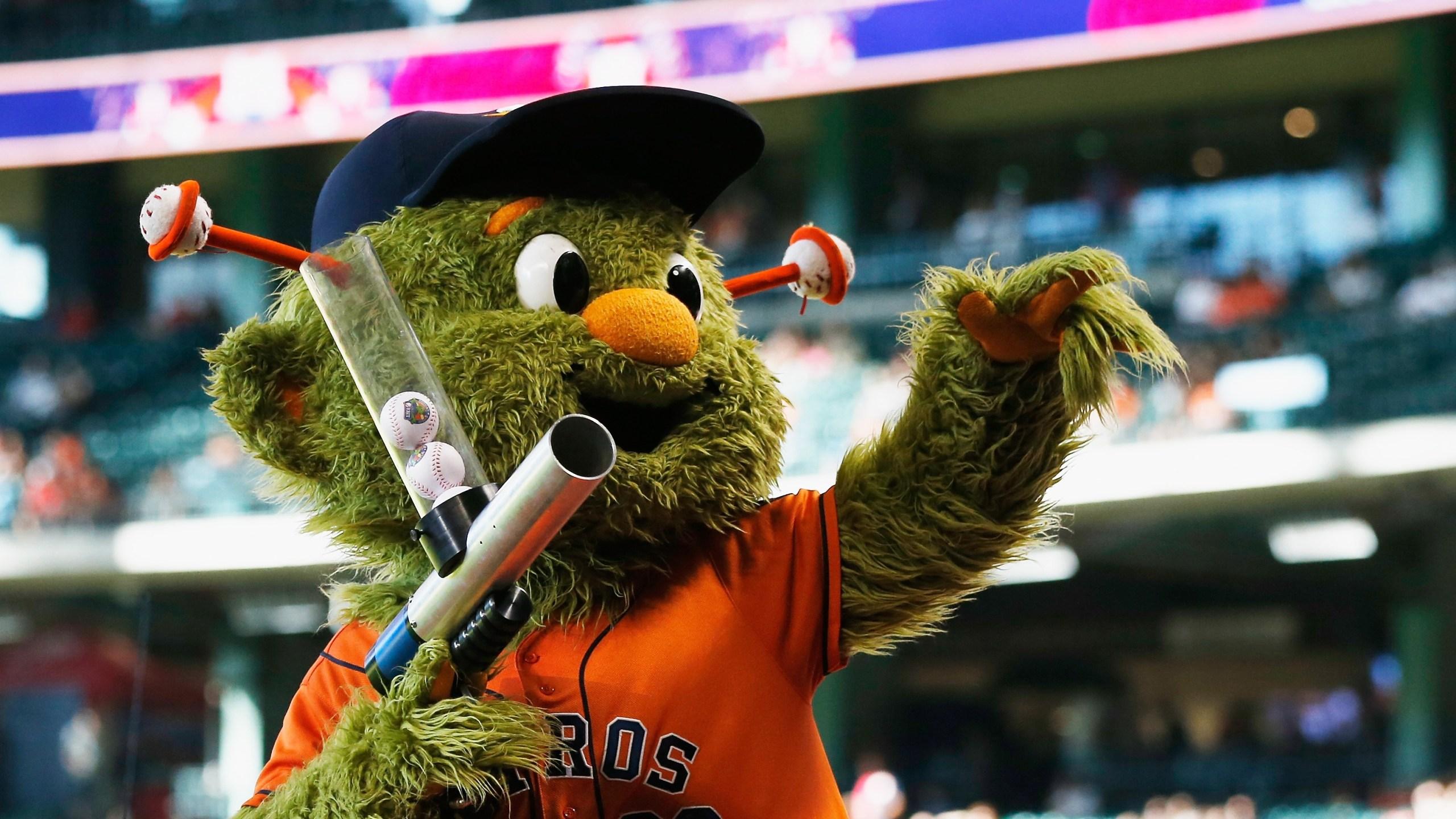Orbit Astros lawsuit