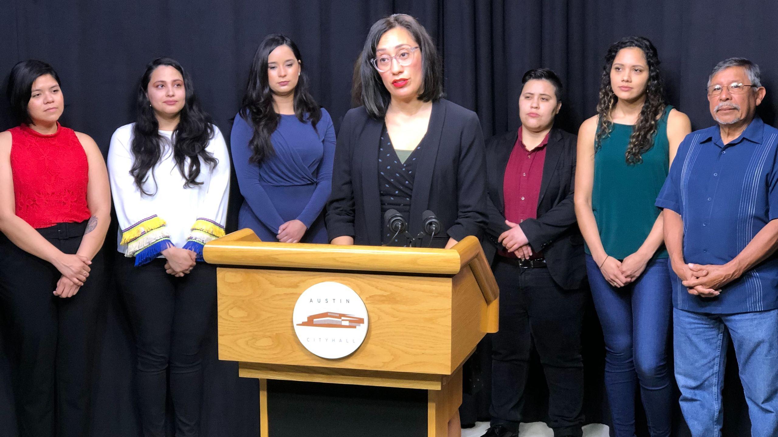 Latinitas press conference