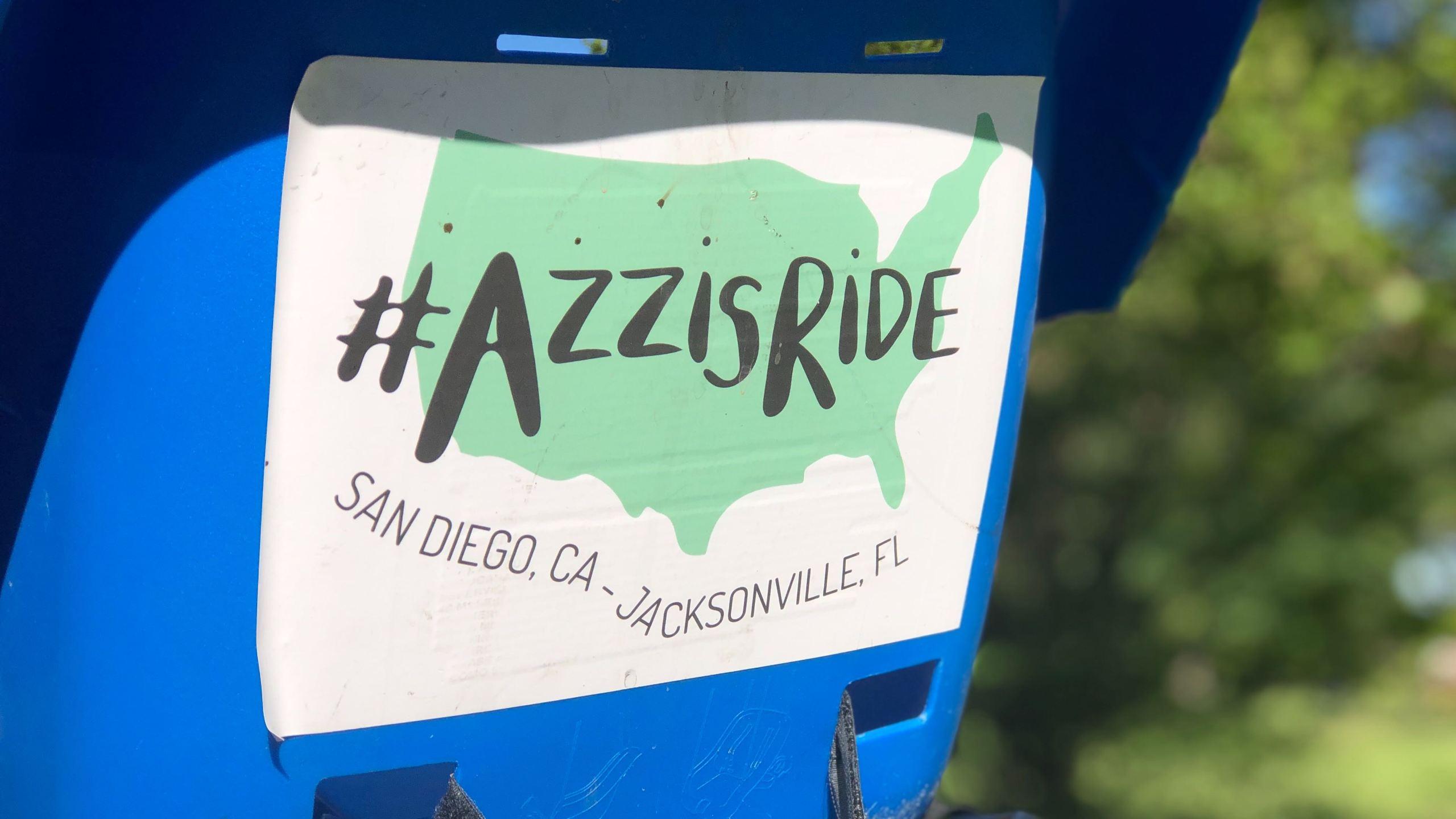 Azzi's Ride