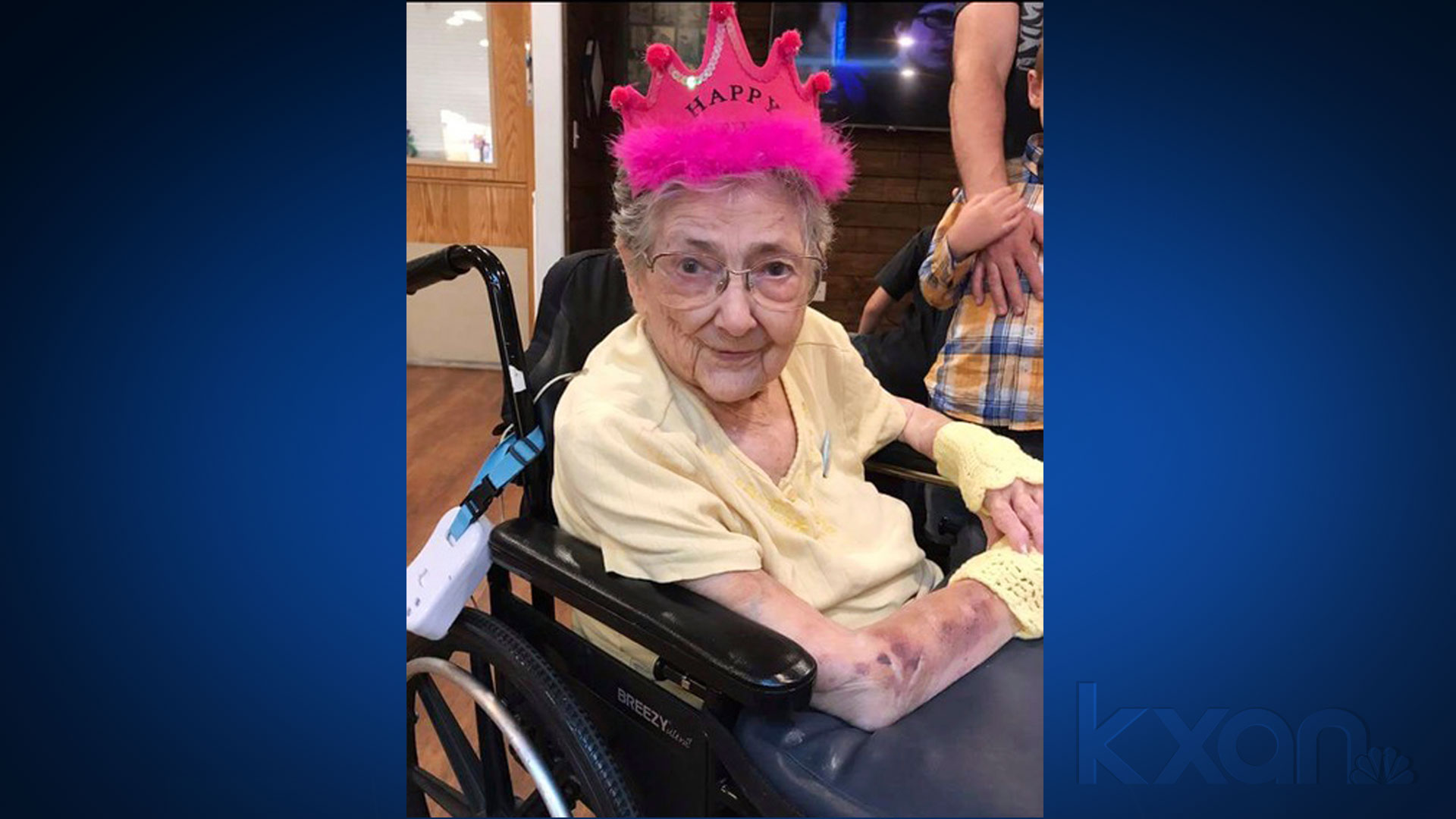 99 year old woman
