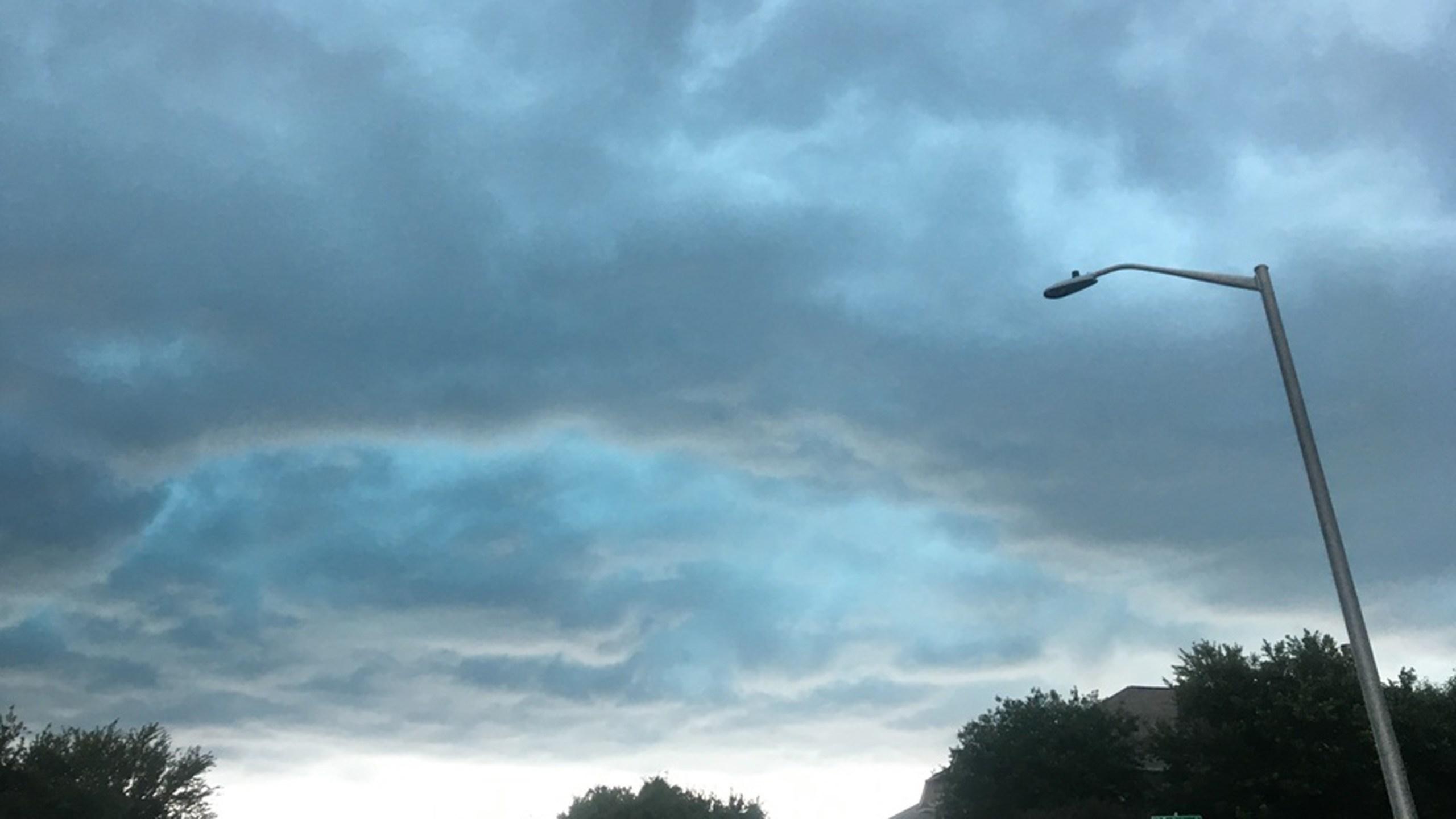Dark clouds move through Cedar Park (KXAN Viewer Photo)_476959