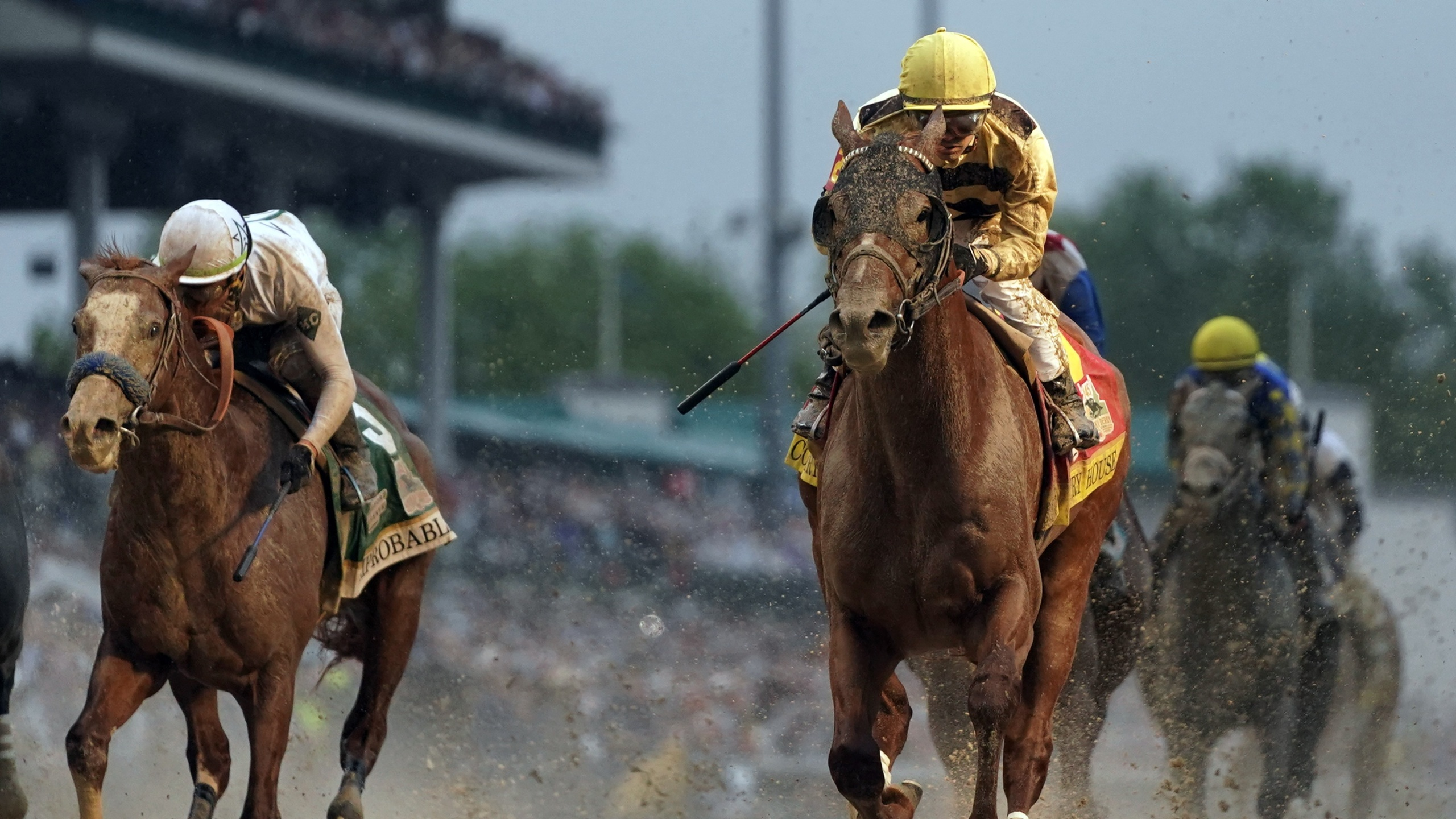 Country House wins Kentucky Derby