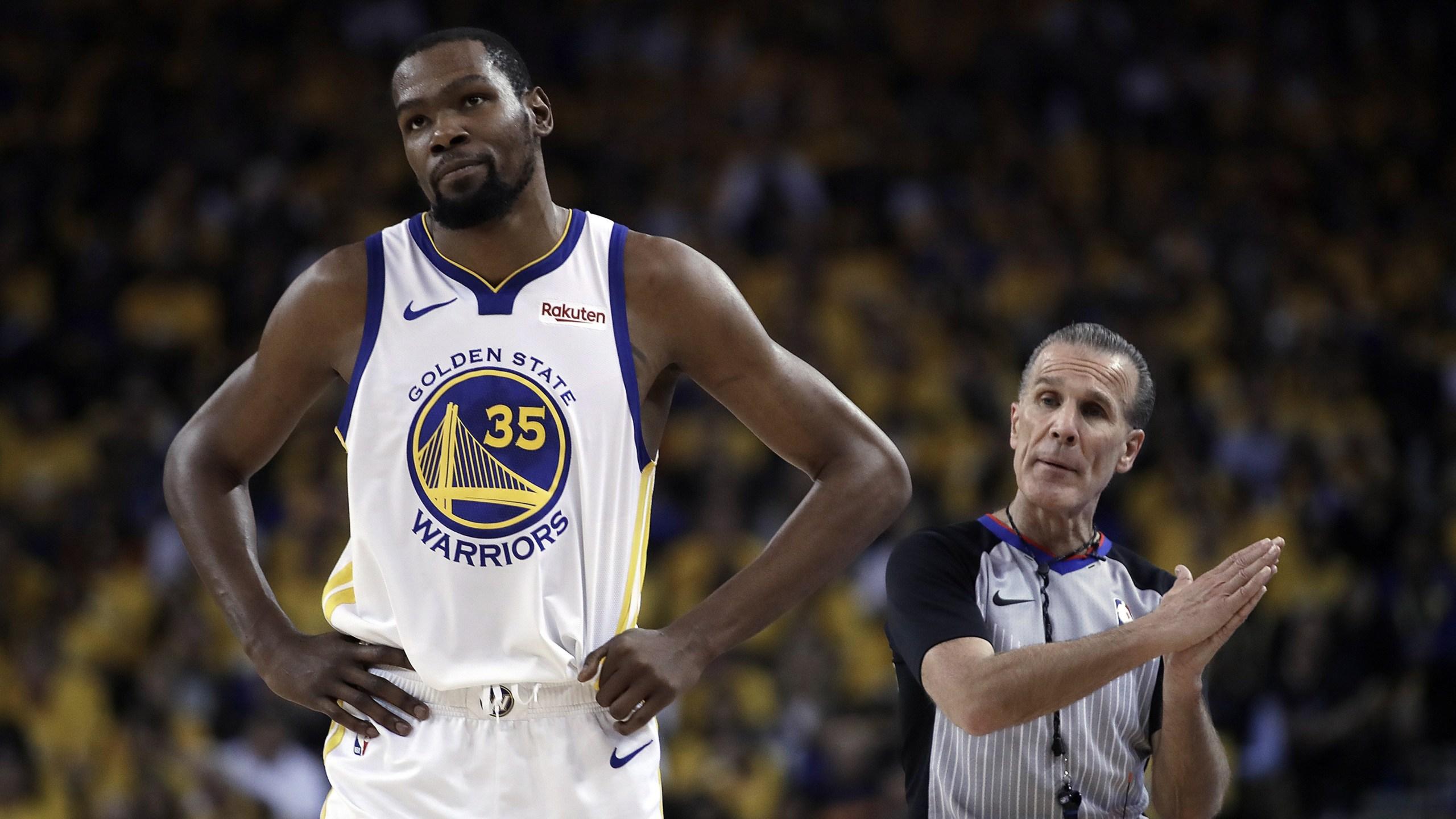 Kevin Durant 2019 NBA Finals
