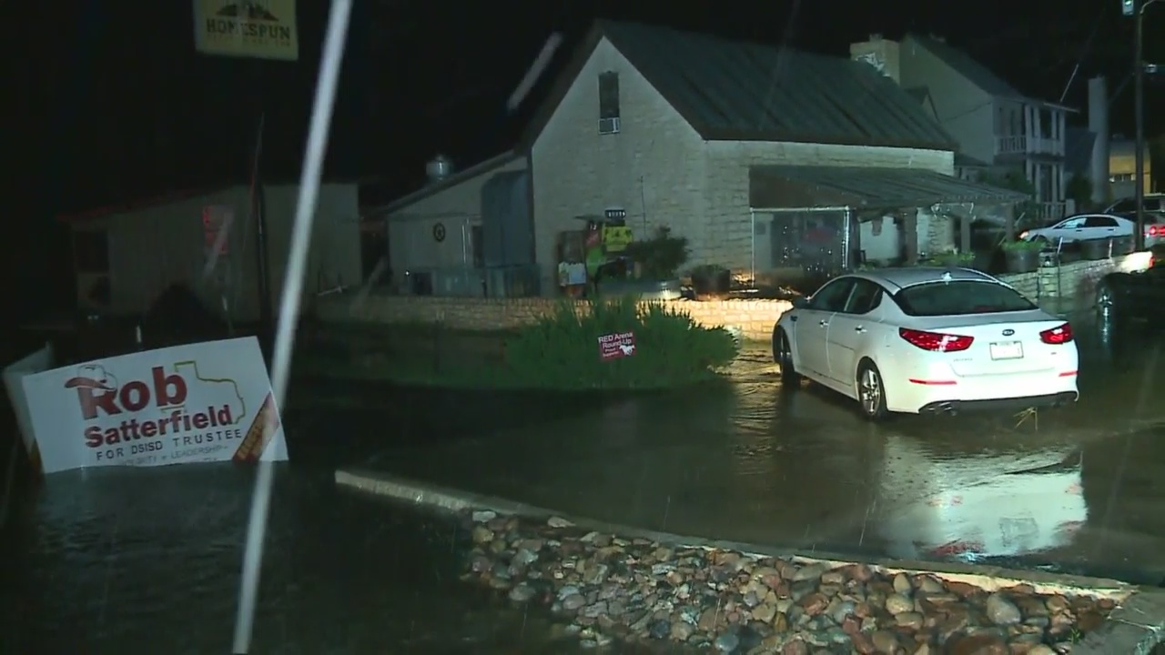 Dripping Springs restaurant owner shocked by flooding of his business