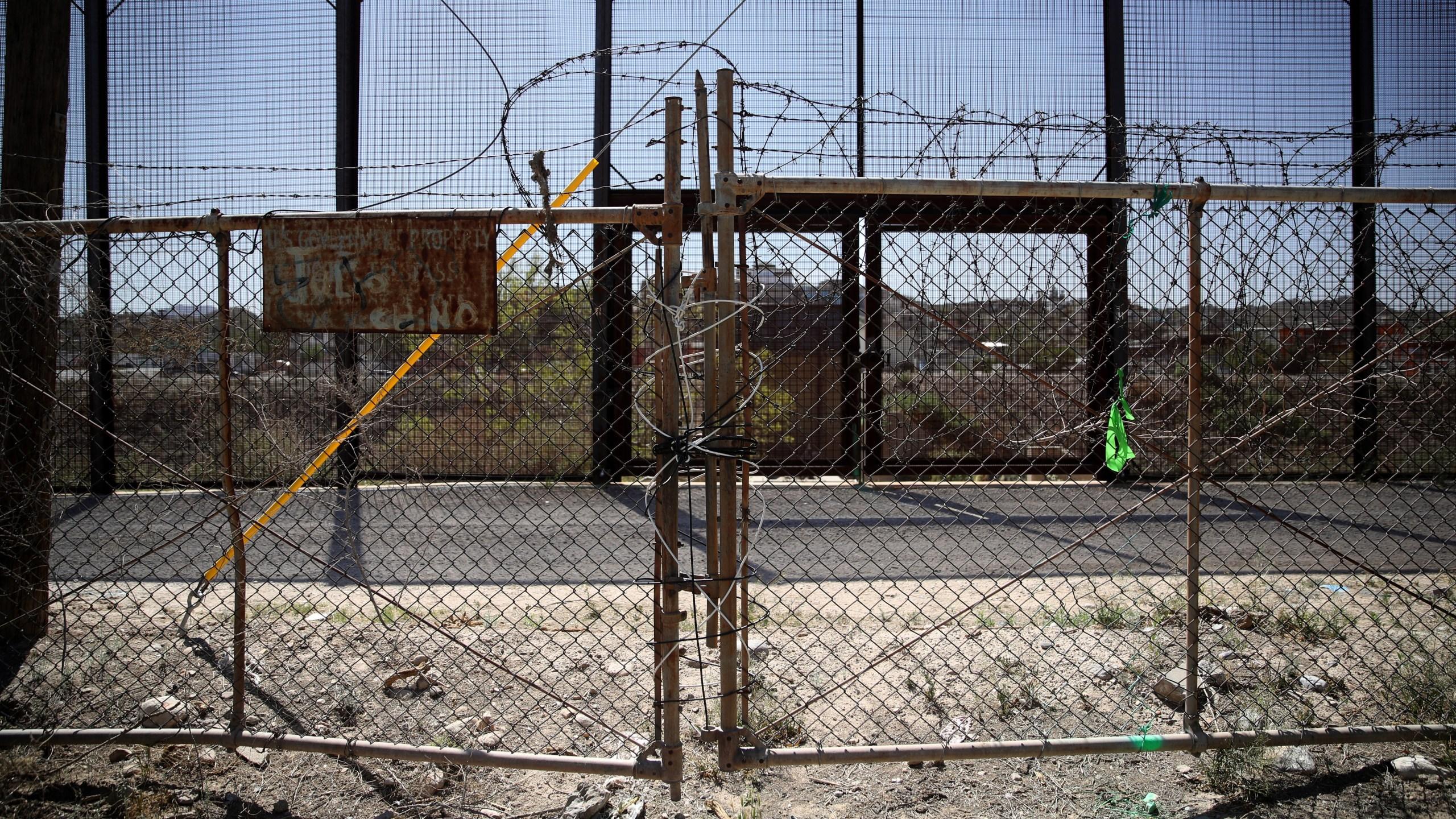 El Paso Border Fence