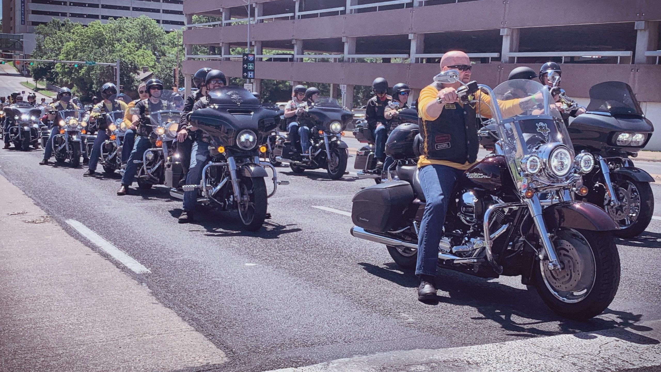 18th annual Ride for the Fallen
