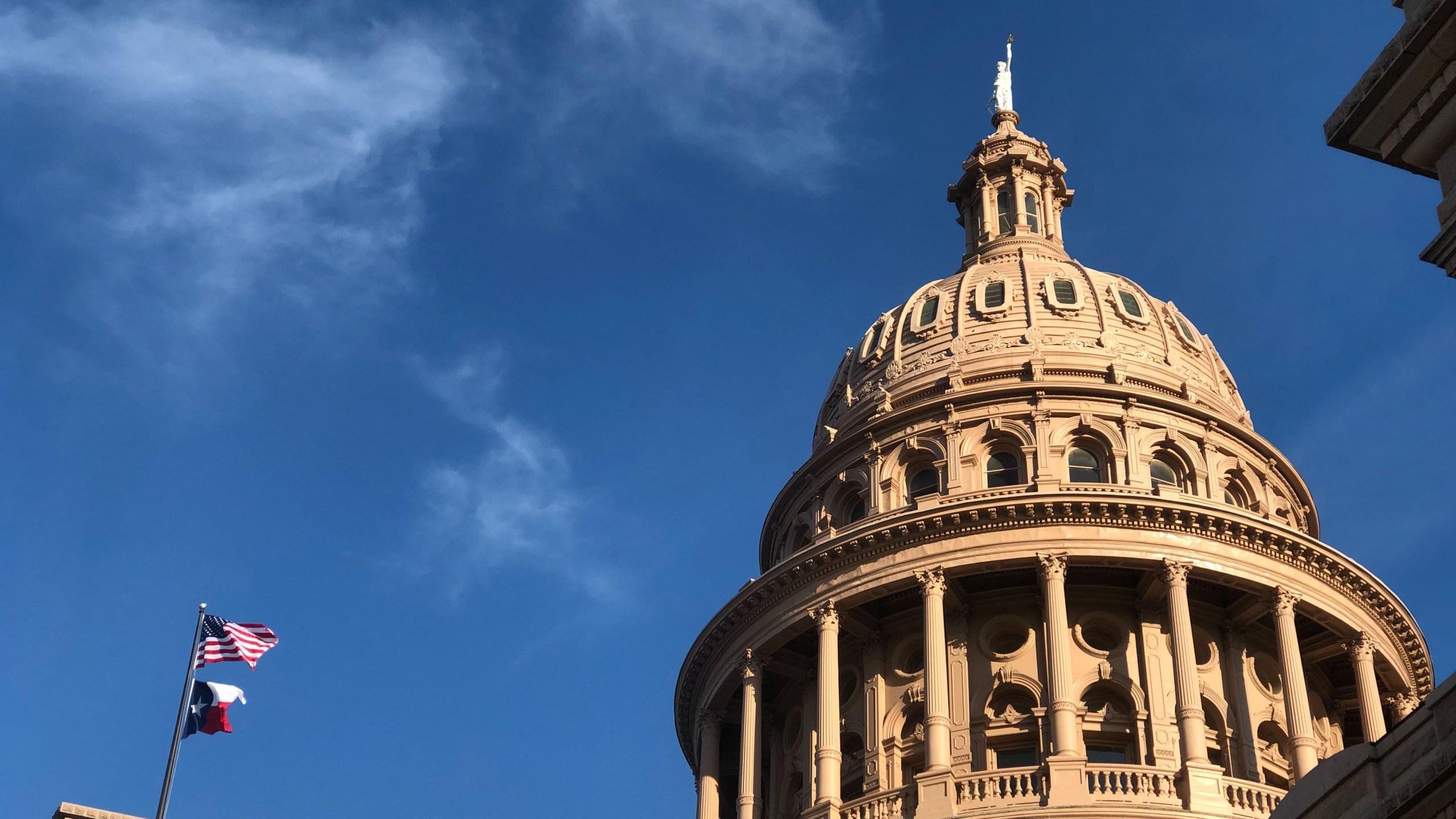 Texas Capitol FILE TB
