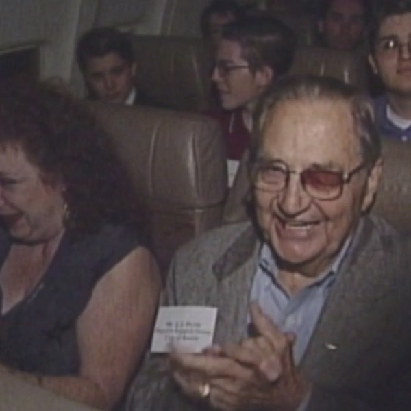 It's the 20th anniversay of the opening of Austin-Bergstrom International Airport