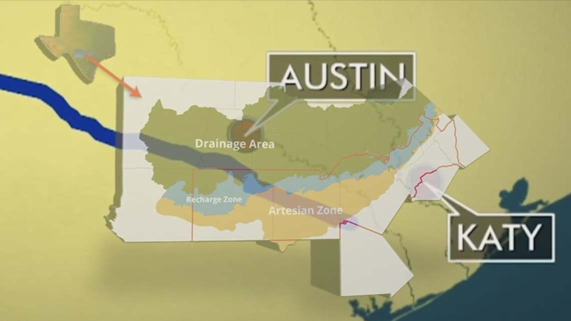 A natural gas company wants to build a new pipeline through one of the most environmentally sensitive areas in the state. KXAN's Gary Cooper is live with what we can expect.