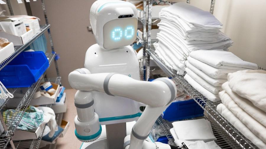 Moxi by Diligent Robotics
