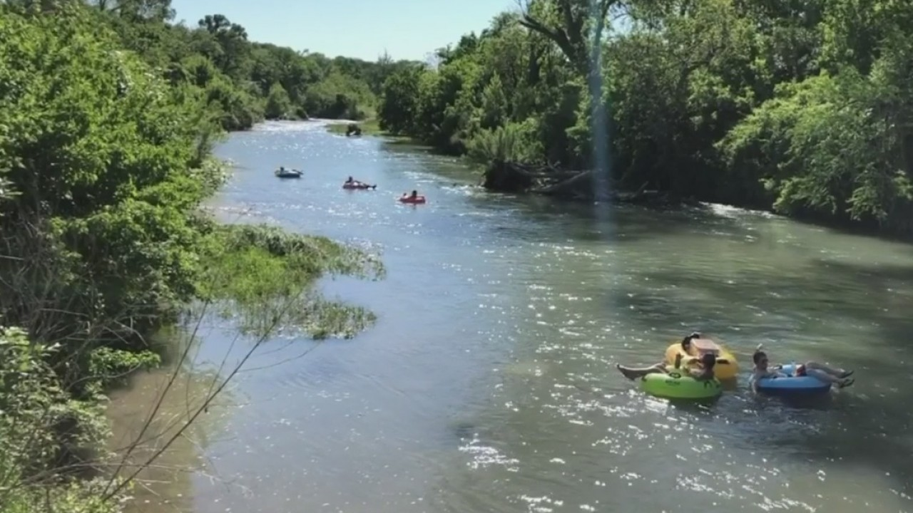 Multiple efforts in the works to clean the San Marcos River