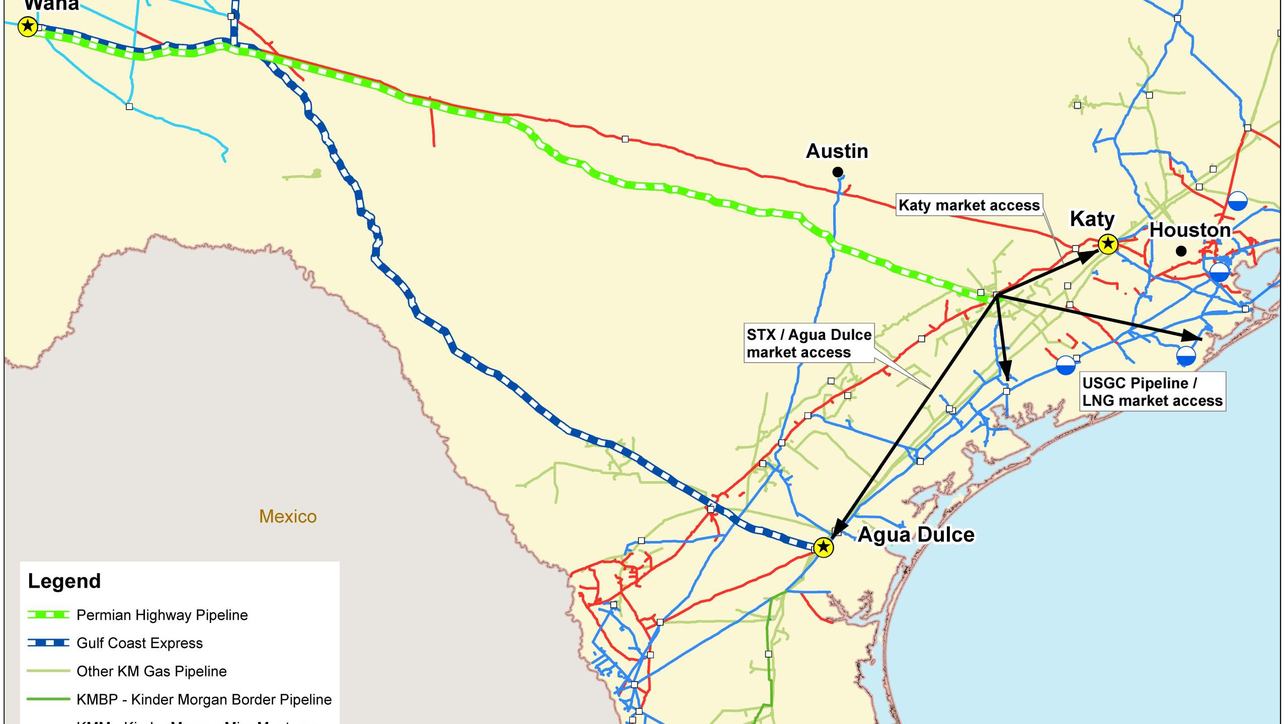 Hill Country pipeline saga: Kinder Morgan fires back at city ...