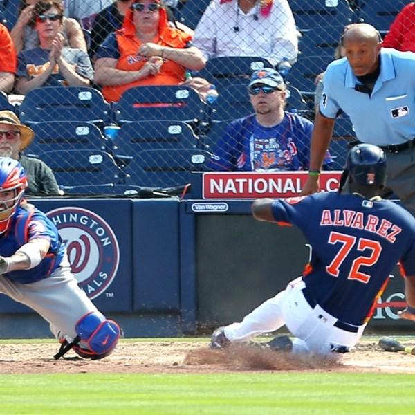 Alvarez, Yordan slides