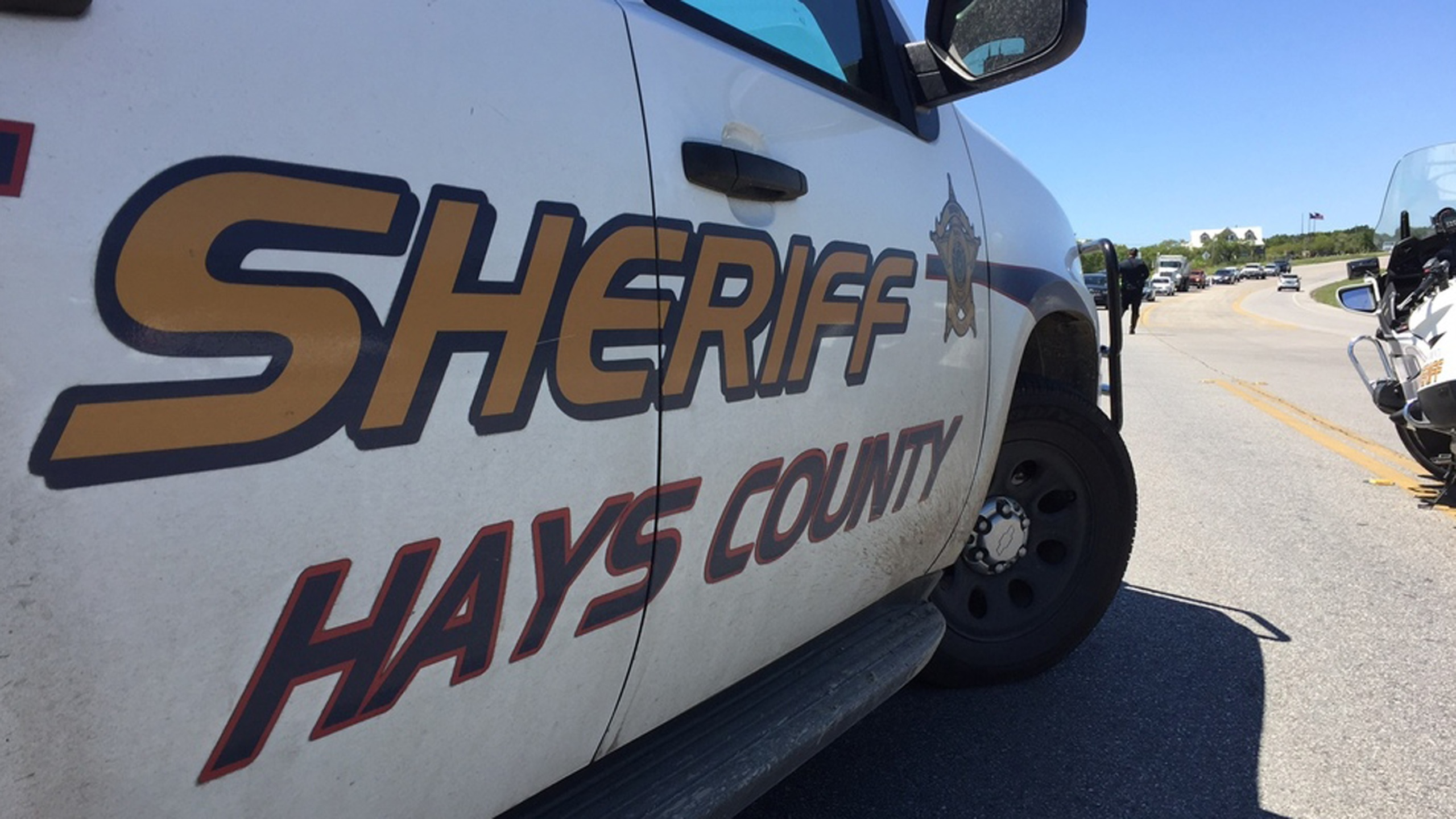 Hays County Sheriff's office file photo
