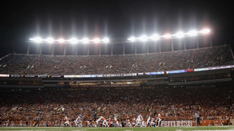 Royal-Texas Memorial Stadium