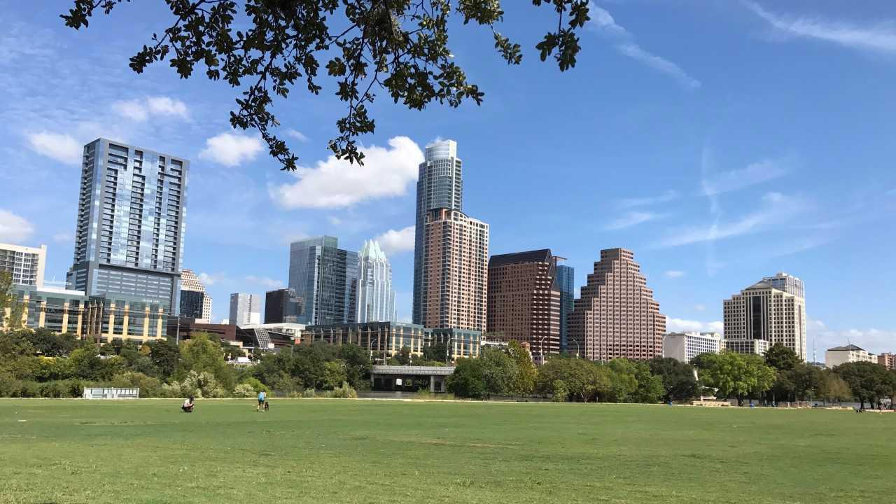 Downtown Austin skyline file photo