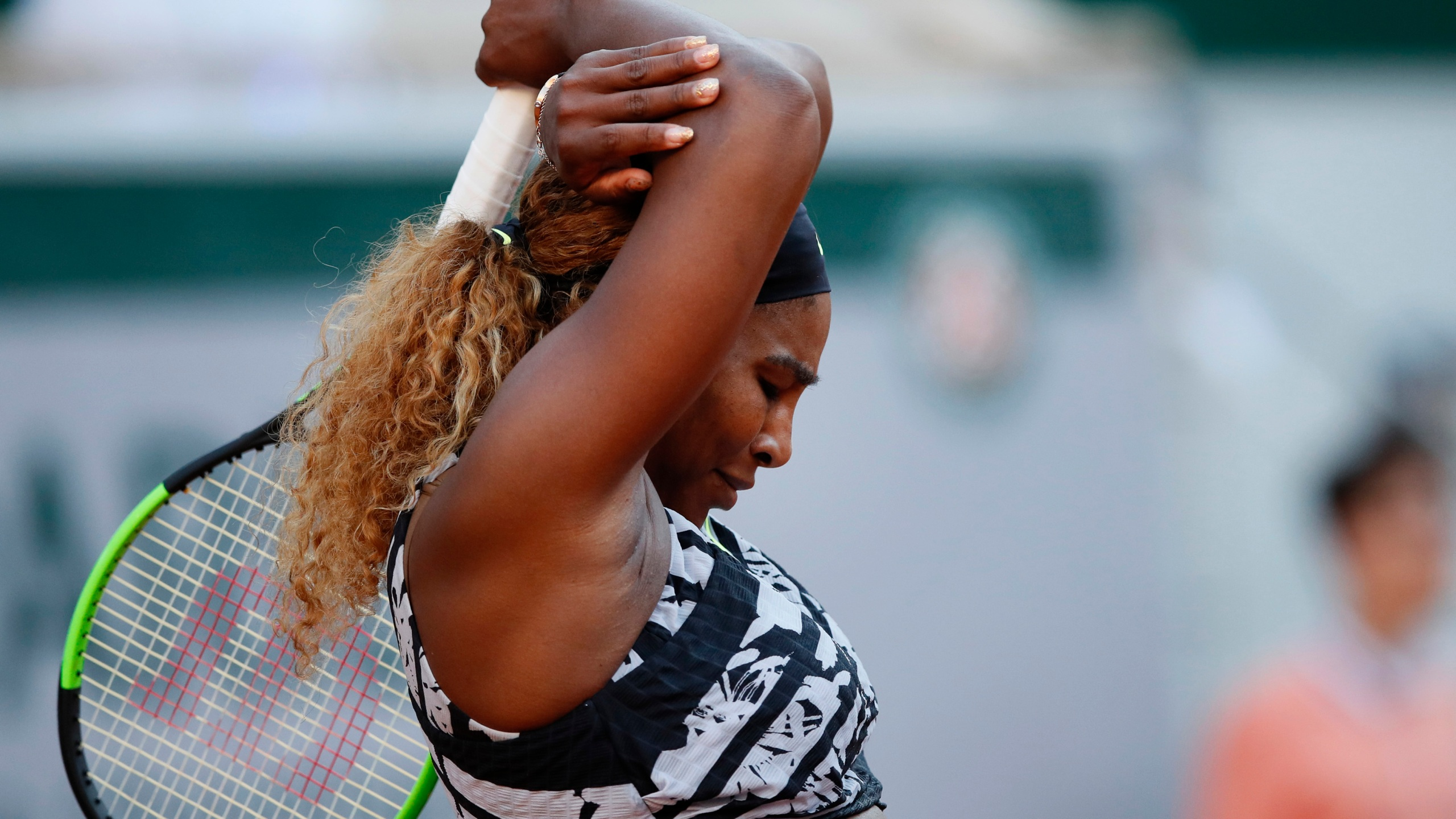 APTOPIX France Tennis French Open_1559418426667