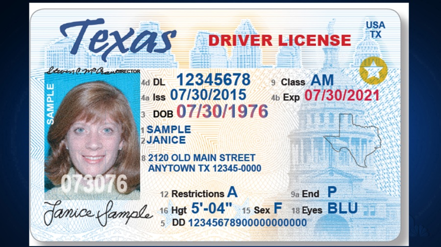 Reminder! Your driver's license needs a star if you want to use it to  travel next year | KXAN Austin
