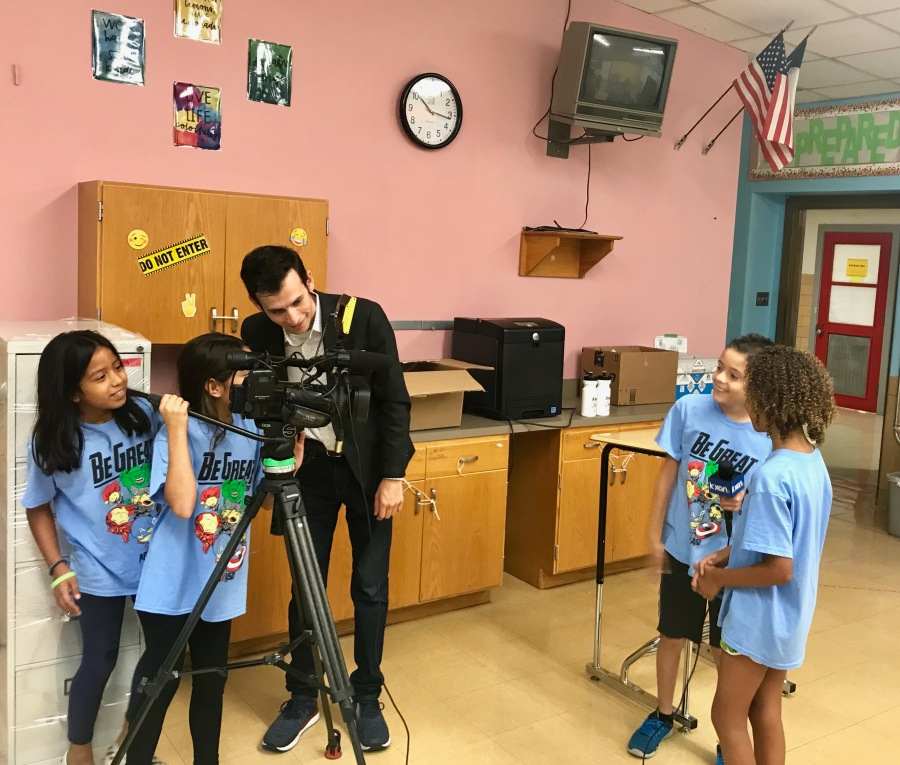 Austin ISD summer police program teaches kids about careers