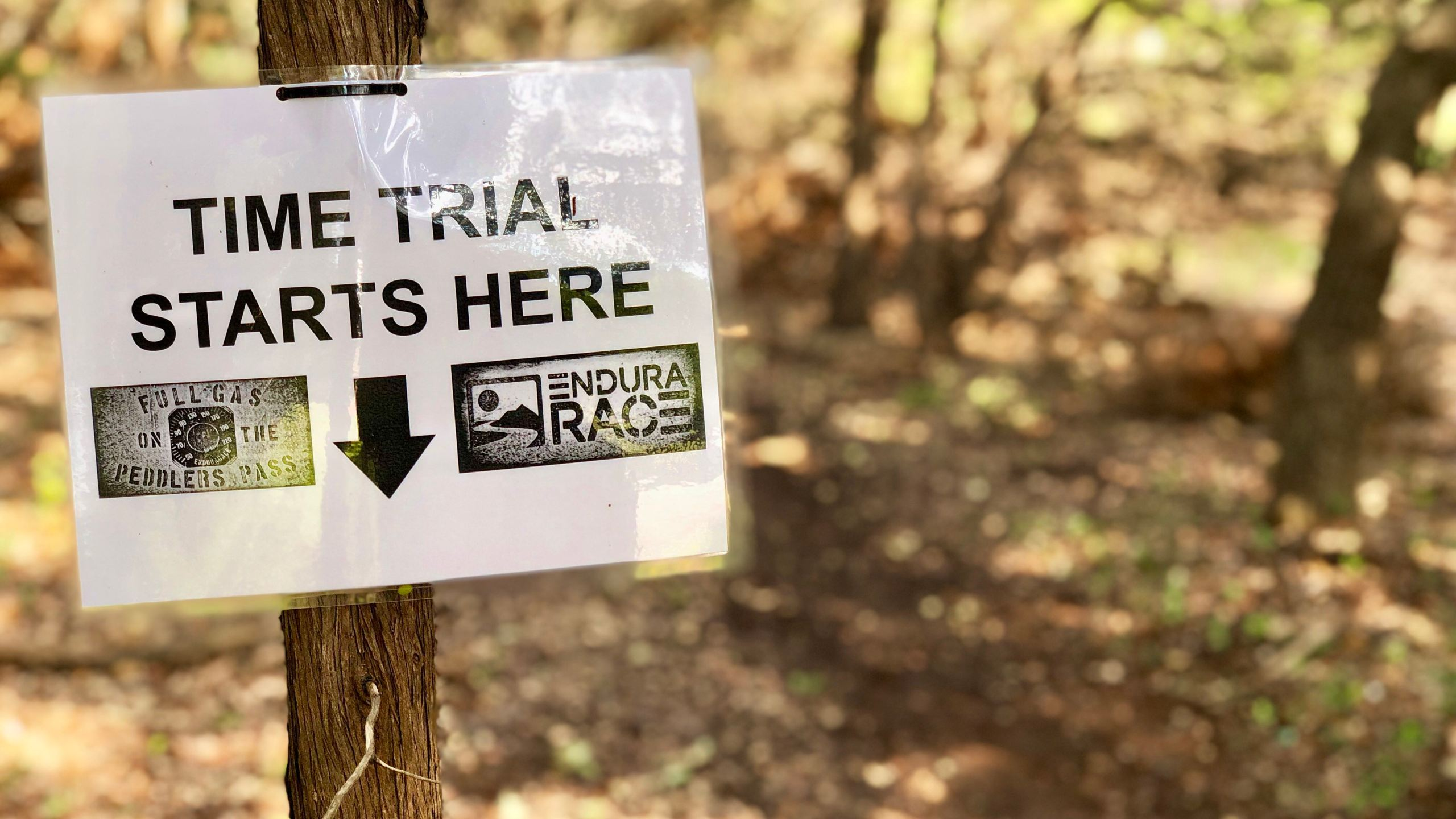 Time Trial Race at Brushy Creek on Peddler's Pass happening Saturday, June 15, 2019. (KXAN Photo: Candy Rodriguez)
