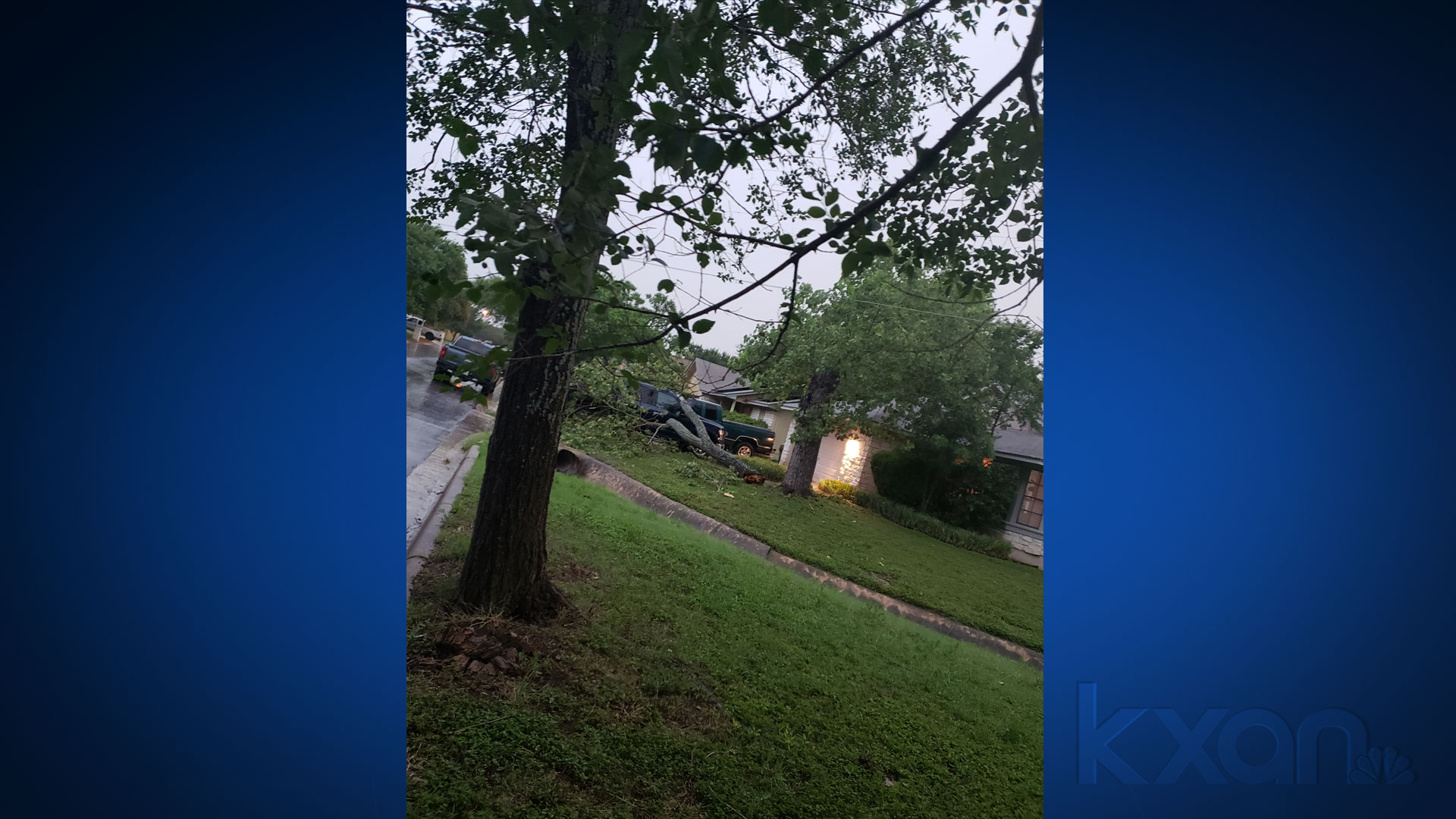 LIVE BLOG: Severe thunderstorms in Central Texas