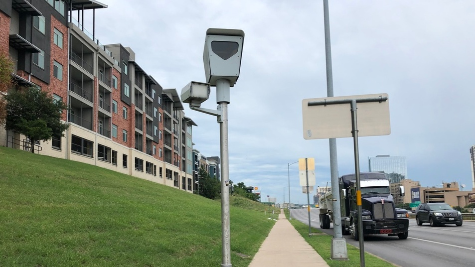 List of Texas cities stopping red light camera enforcement